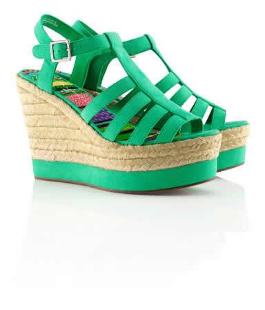 zapatos sandalias para jovenes
