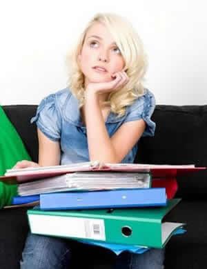 Consejos para levantar las notas en la escuela