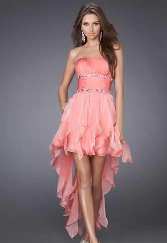 4a693961e Diseños de vestidos cortos para la fiesta de 15 años – De joven ...