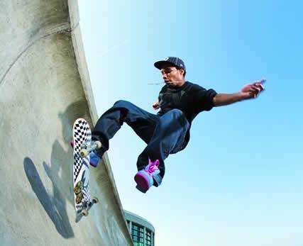 Skateboarding una cultura mas que un deporte