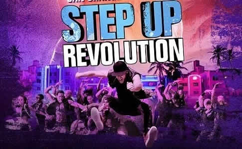Step up 4 una hermosa pelicula para adolescentes