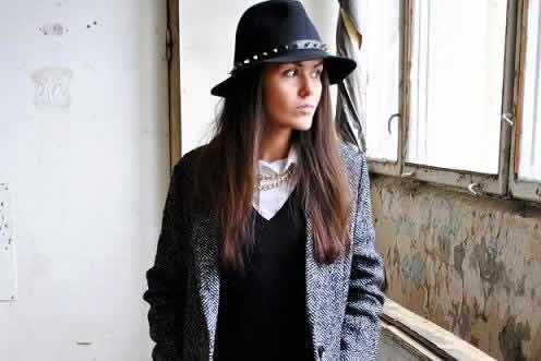 10f19bcbea1bf Los sombreros se han convertido en un infaltable accesorio de moda ...