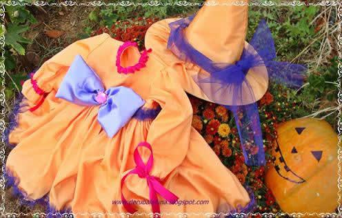 Disfraces preciosos para Halloween
