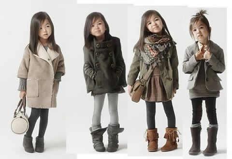Es razonable gastar dinero en moda infantil