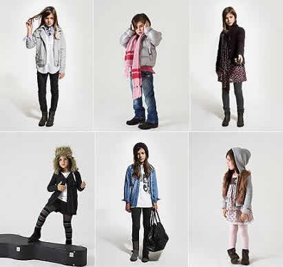 Evolucion de la moda infantil