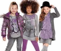 Los colores en la moda infantil