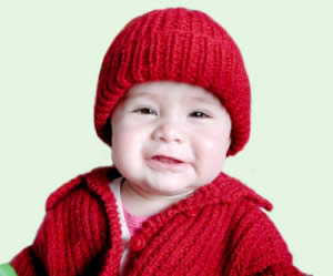 Moda en Gorritos para bebes