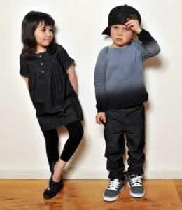 moda moderna para ninos