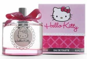 Perfumes para los peques