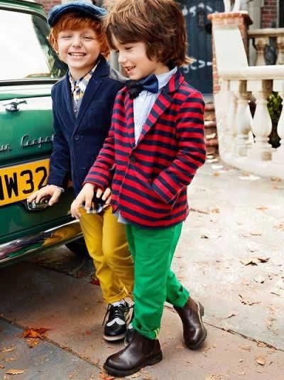 mercado de ropa de segunda mano en ropa infantil