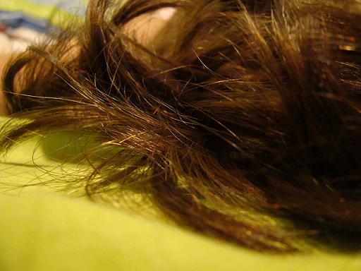 puntas cabello