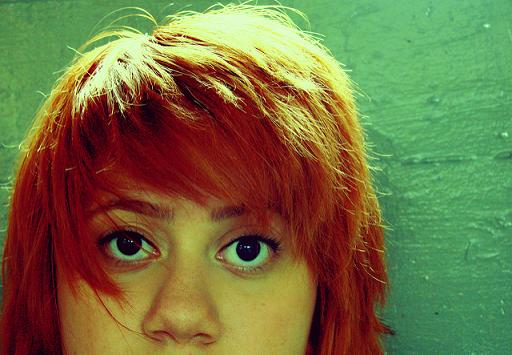 pelo-anaranjado