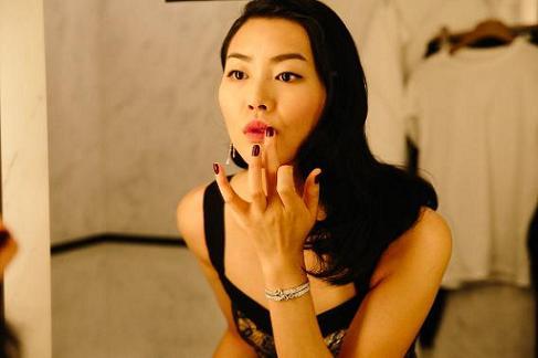 moda belleza de las asiaticas